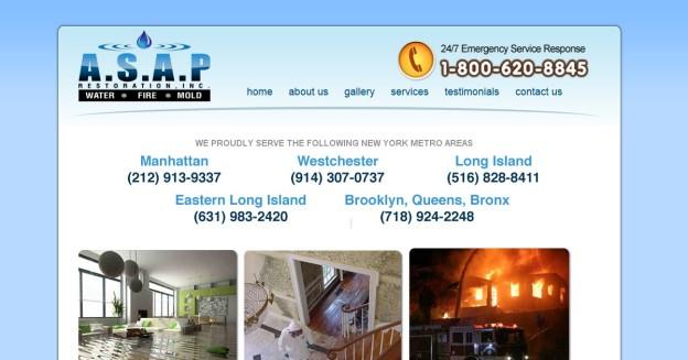 ASAP Restoration Inc