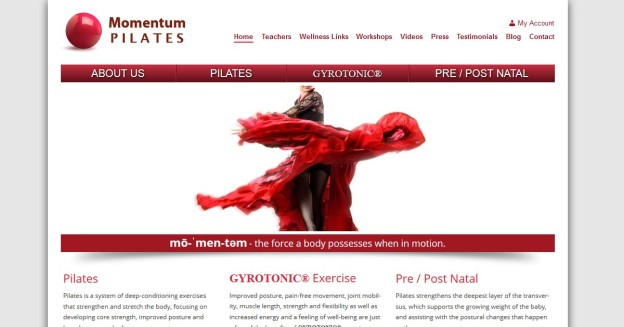 Momentum Pilates